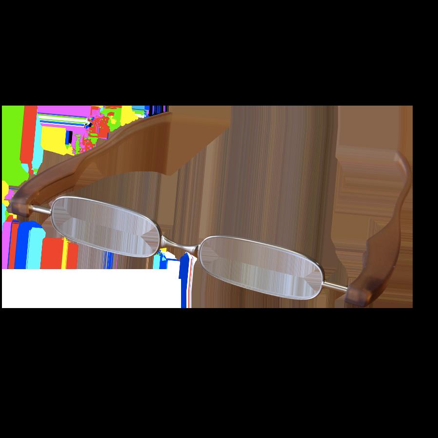 lunette de confort pliable marron lunettes de repos. Black Bedroom Furniture Sets. Home Design Ideas