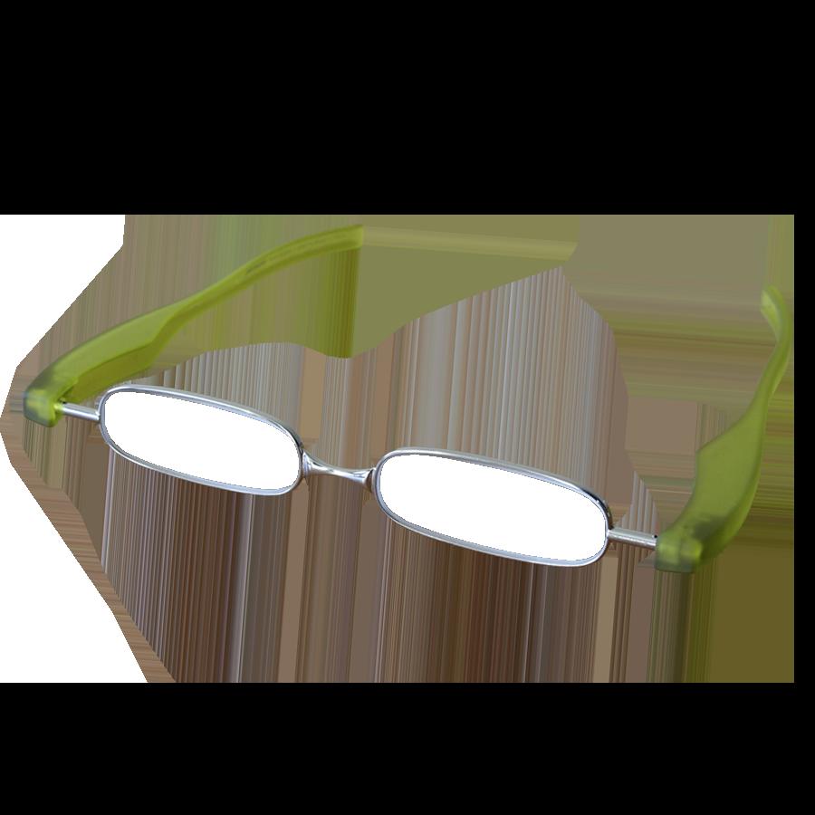 lunette de repos pliable verte lunette de lecture pour. Black Bedroom Furniture Sets. Home Design Ideas
